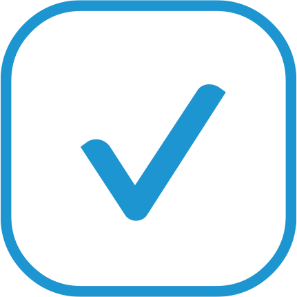 icon Vorteile - Check