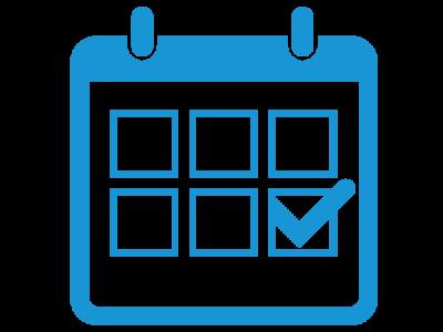 Messen und Termine advasco GmbH | icon blue