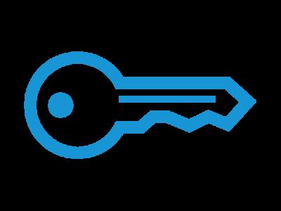 Single Sign-on - advasco   icon blue