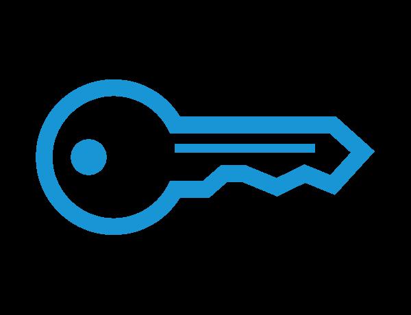Single Sign-on - advasco | icon blue