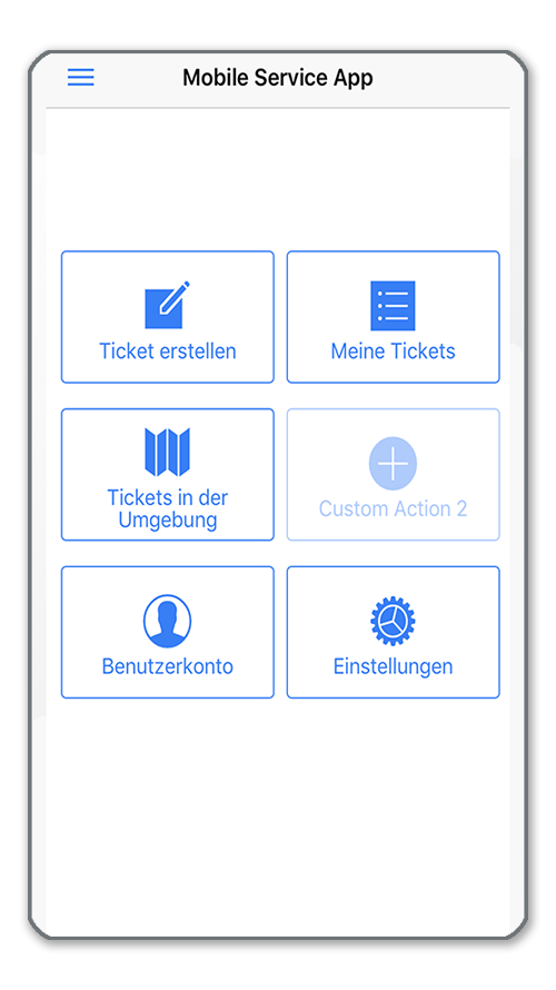 Smartphone Ticket-App - 001 | advasco