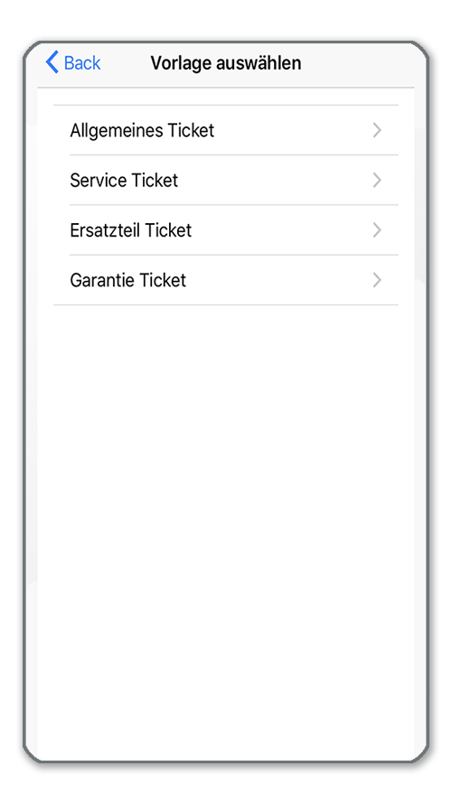 Smartphone Ticket-App - 002 | advasco