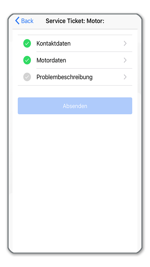 Smartphone Ticket-App - 005 | advasco